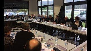 Le Comité de Direction se réunit à Sanilhac
