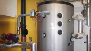 Styrola a.s. - Tepelná čerpadla pro bytové domy Voda/Vzduch