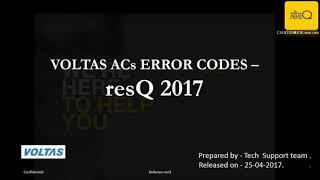 split ac error code list pdf - Kênh video giải trí dành cho thiếu