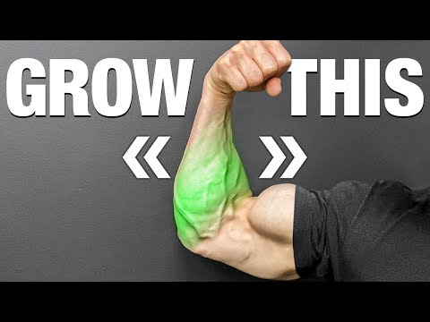 How to Get Jacked Forearms (CONTROVERSIAL!)