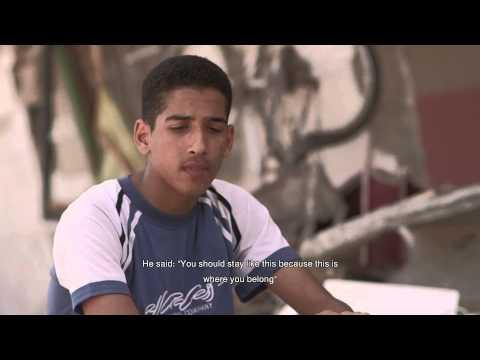 استخدام الفلسطينيين كدروع بشرية