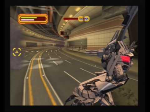 Transformers : La Revanche PSP