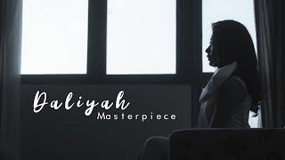Gambar cover Masterpiece - Daliyah (Official Lyric Video)