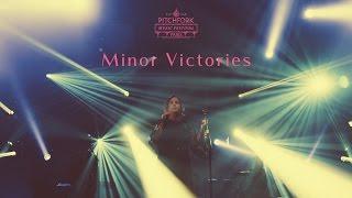 Minor Victories | Pitchfork Music Festival Paris 2016 | PitchforkTV