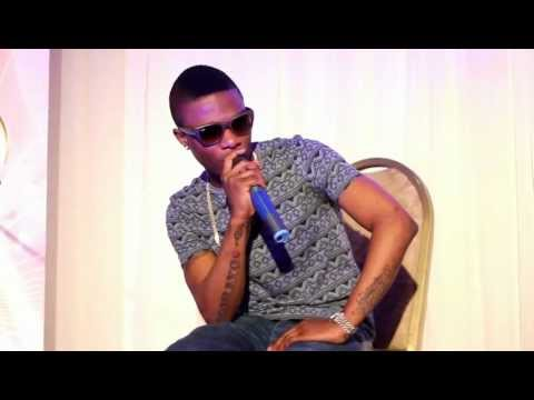 WIZKID – Azonto Freestyle [The Matter] Live In Toronto Rehearsal With DJ MAGIC FLOWZ
