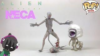 NECA: Neomorph *Alien Covenant* | Figure Review