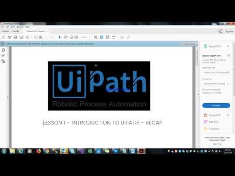 UiPath Parallel Activity - смотреть онлайн на Hah Life