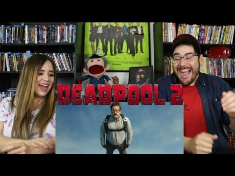 Deadpool 2 - Official Final Trailer Reaction / Review