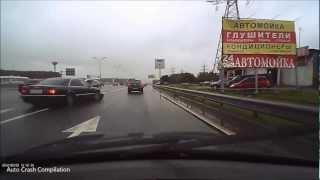 Подборка ДТП с видеорегистраторов 60   Car Crash compilation 60