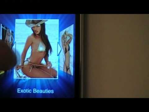 Was thinking bikini app for ipod touch hot