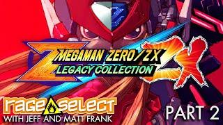 Mega Man Zero/ZX Legacy Collection - The Dojo (Let's Play) - Part 2