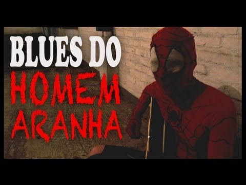 Música Blues do Homem Aranha