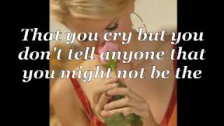Taylor Swift-Tide Together With a Smile with lyrics on screen