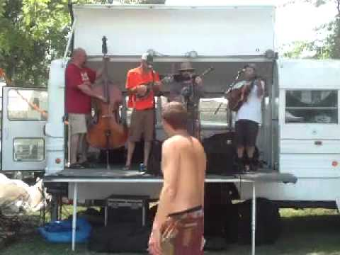Hallelujah I'm Ready, Mountain Dew by Dirty River Ramblers