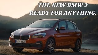 The New BMW 2 Series Active Tourer  Ready For Anything