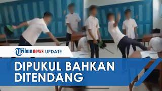 POPULER: Viral Video Kasus 3 Siswa SMP di Purworejo Bully Teman Perempuannya