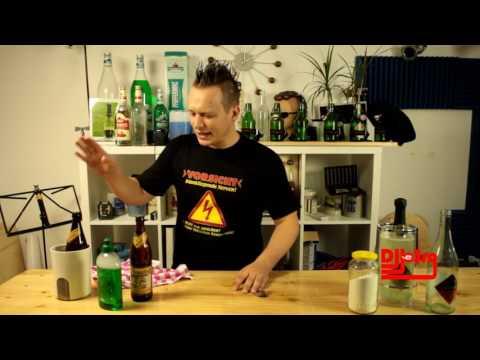 Der Stöpselkopf #99 Flaschenetiketten entfernen leicht gemacht
