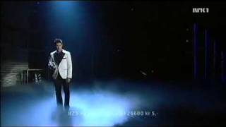 ESC 2010 - Norway - Didrik Solli-Tangen - My Heart Is Yours [with lyrics]