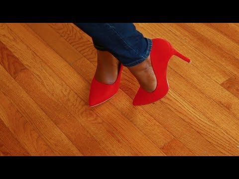 Dream Pairs – Christian Classic pointed high heels – Review