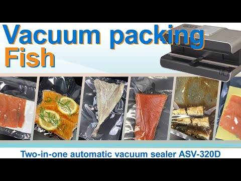 Vacuum packing / Fish