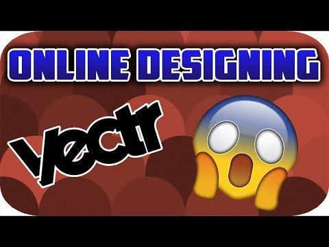 design online like a pro! everything on vectr