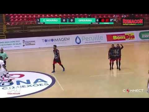 Gol OLF 01 X 00 Campo Mourão