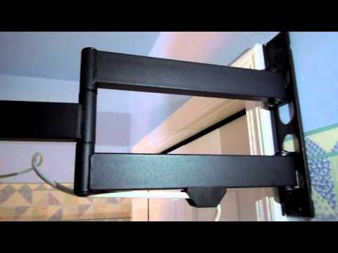 VideoSecu ML531BE Flat Screen TV Wall Mount