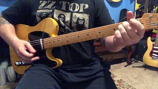 Save Your Water - Mudcrutch - Rough Guitar Cover
