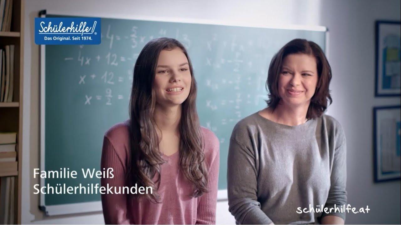 Interview mit Familie Weiß bei der Schülerhilfe