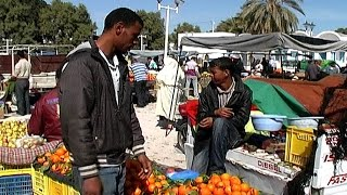 preview picture of video 'Tunesien - Djerba - Marina Beach - Markt in Midoun'