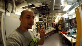 AIDAstella - Жизнь на корабле