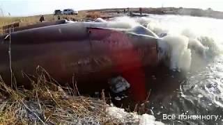 Отчет о рыбалке в омской обл