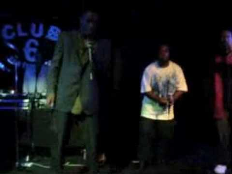 "JON-Z & SESMATIC PERFORMS ""RIDE WIT ME"" @ (CLUB 6) IN SF!"