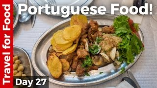 Portuguese Food Tour   FULL DAY Of Eating In Lisbon, Portugal!