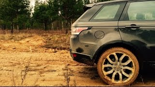 2 года использования Range Rover Sport 2015