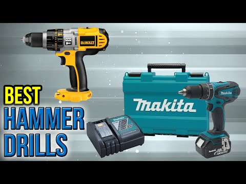 10 Best Hammer Drills 2017