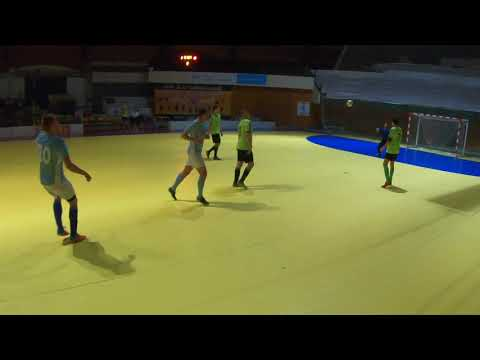 FC Olympic-Manolo B - Malaga-Bruins B 2:19
