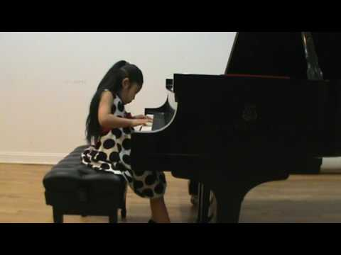 Third Place Award from American Protégé International Strings and Piano Competition Young Children Group of 2017