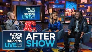 After Show: T-Pain On Quincy Jones' Diss | WWHL