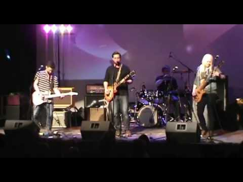 The Autopilots- Draw the Line- Live at Manitoba Songfest 2014