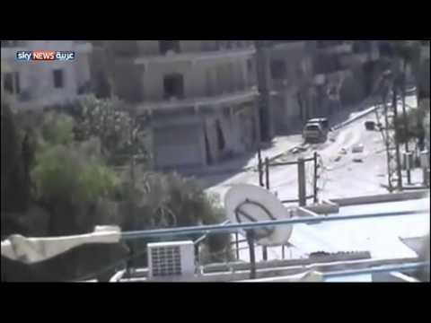 قصف ودمار في مدن سورية عدة