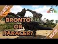 ARK HAPPENED BRONTO VS PARACER