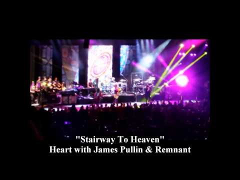 """Stairway To Heaven"" performed by Ann and Nancy Wilson of Heart- LIVE IN ATLANTA"