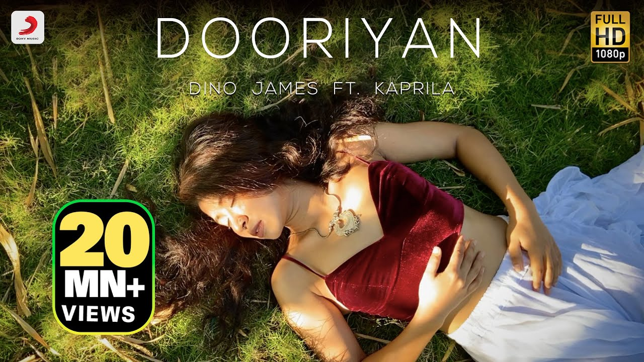 Dooriyan lyrics by Dino James ft. Kaprila - Dino James Song Lyrics