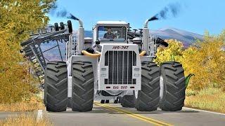 Farming Simulator 2017 | BIG BUD | American Outback | Episode 2