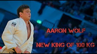 Aaron Wolf - New King of 100 kg