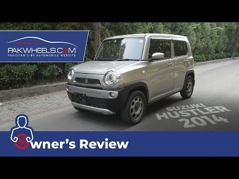 Suzuki Hustler 2014 - Owner's Review