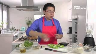 Tu cocina - Pozole de mariscos