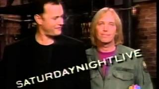 Funny SNL Promo Tom Hanks & Tom Petty