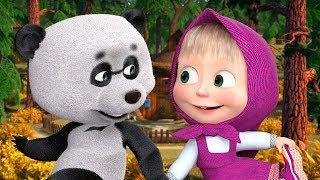 Masza i Niedźwiedź LIVE🎉👱♀️Wolne z Maszą 👱♀️🎉 Śmieszne bajki dla dzieci